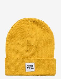 Beanie Kiruna - bonnets & casquettes - golden yellow