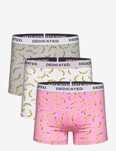 Boxer Briefs Kalix Bananas 3-pack - caleçon - multi