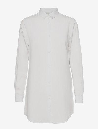 Shirt Fredericia White - chemises en jeans - white