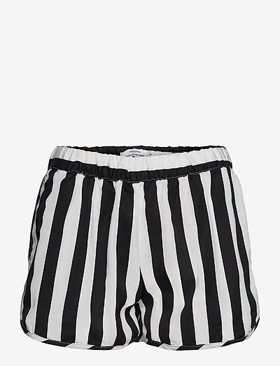 Shorts Sandvika Big Stripes - shorts casual - white