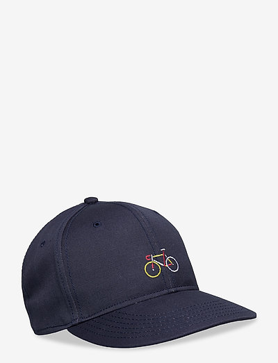 Snapback Color Bike Navy - bonnets & casquettes - navy