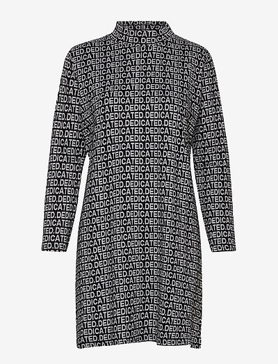 Dress Lo Dedicated Jacquard - robes d'été - black