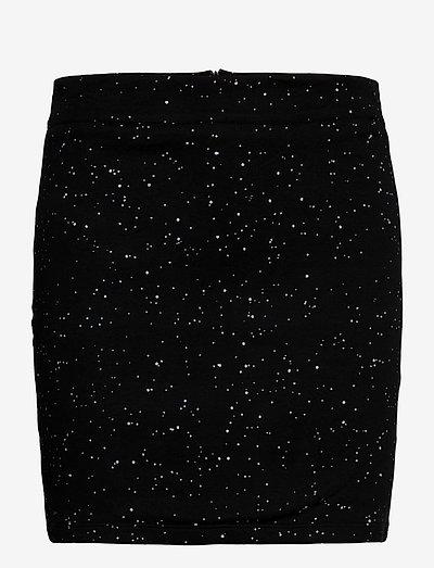 Skirt Ripa Deep Space - jupes crayon - black