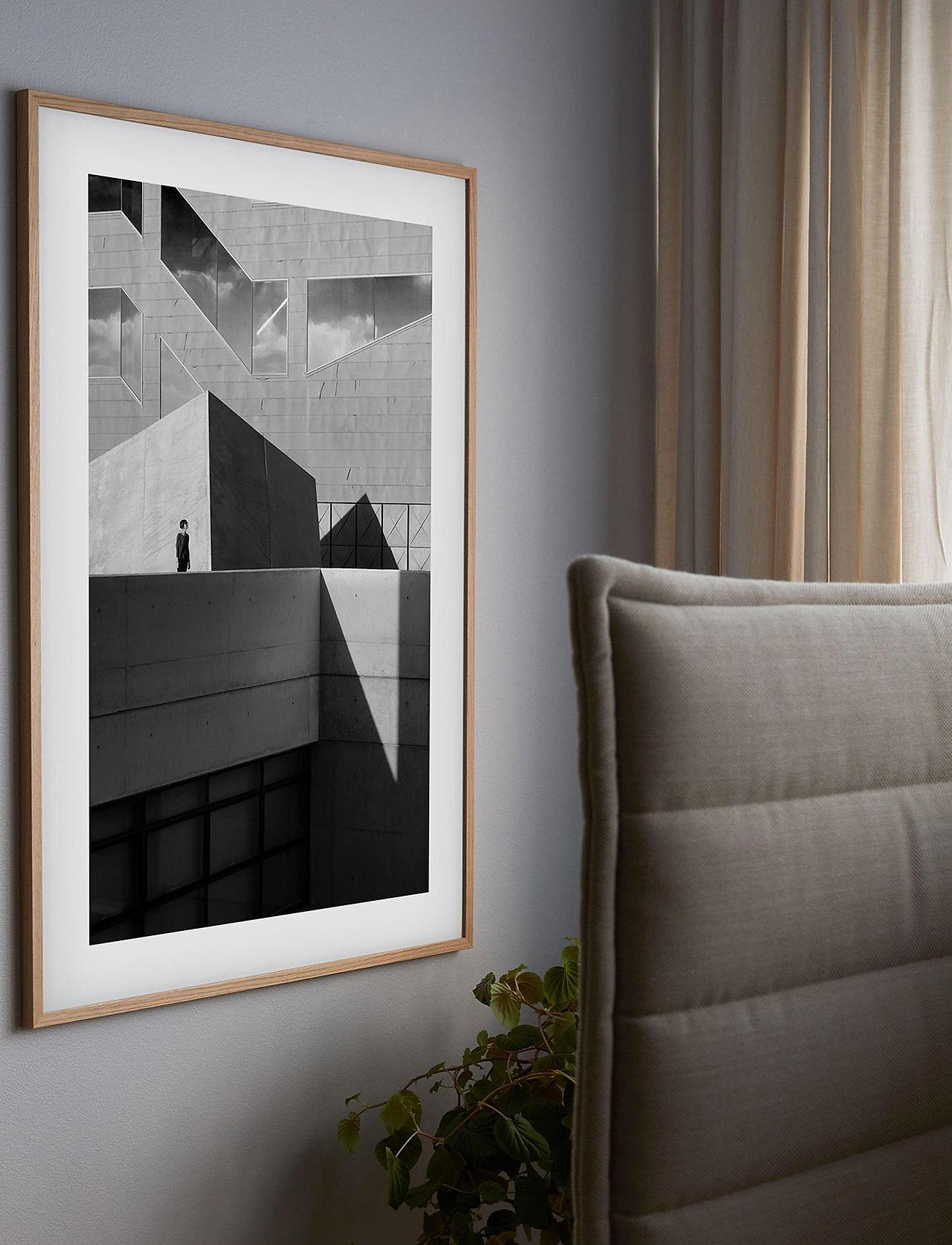 Democratic Gallery - Poster Sun & Shadows - home decor - black - 1