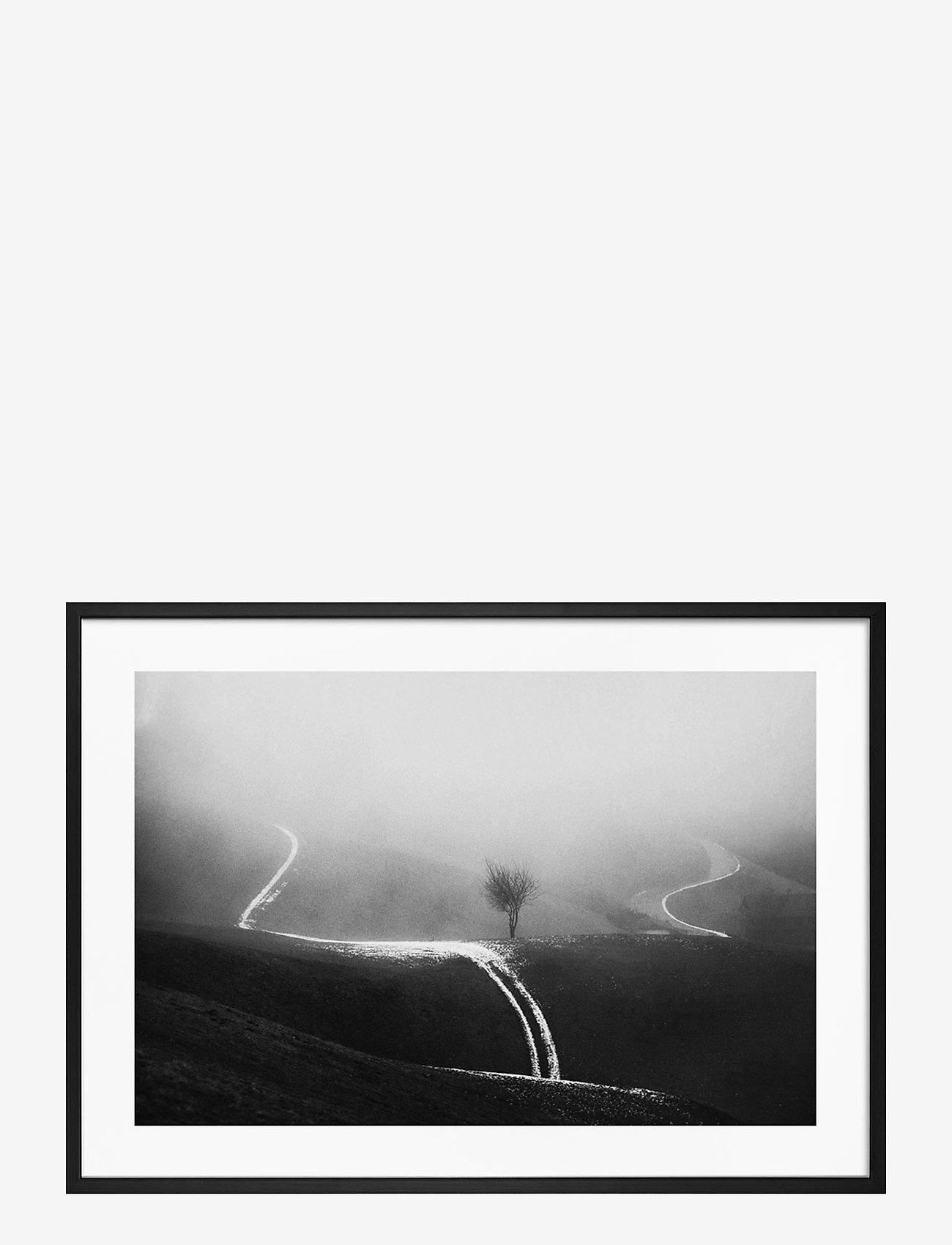 Democratic Gallery - Poster Monochrome Scenery - wystrój domu - black - 0