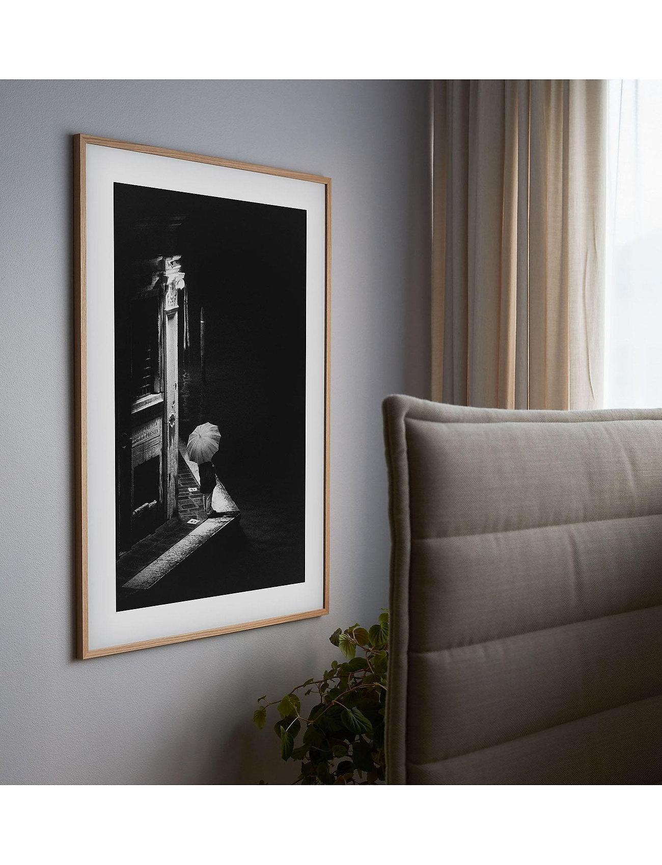 Democratic Gallery - Poster Night in Venice - home decor - black - 1