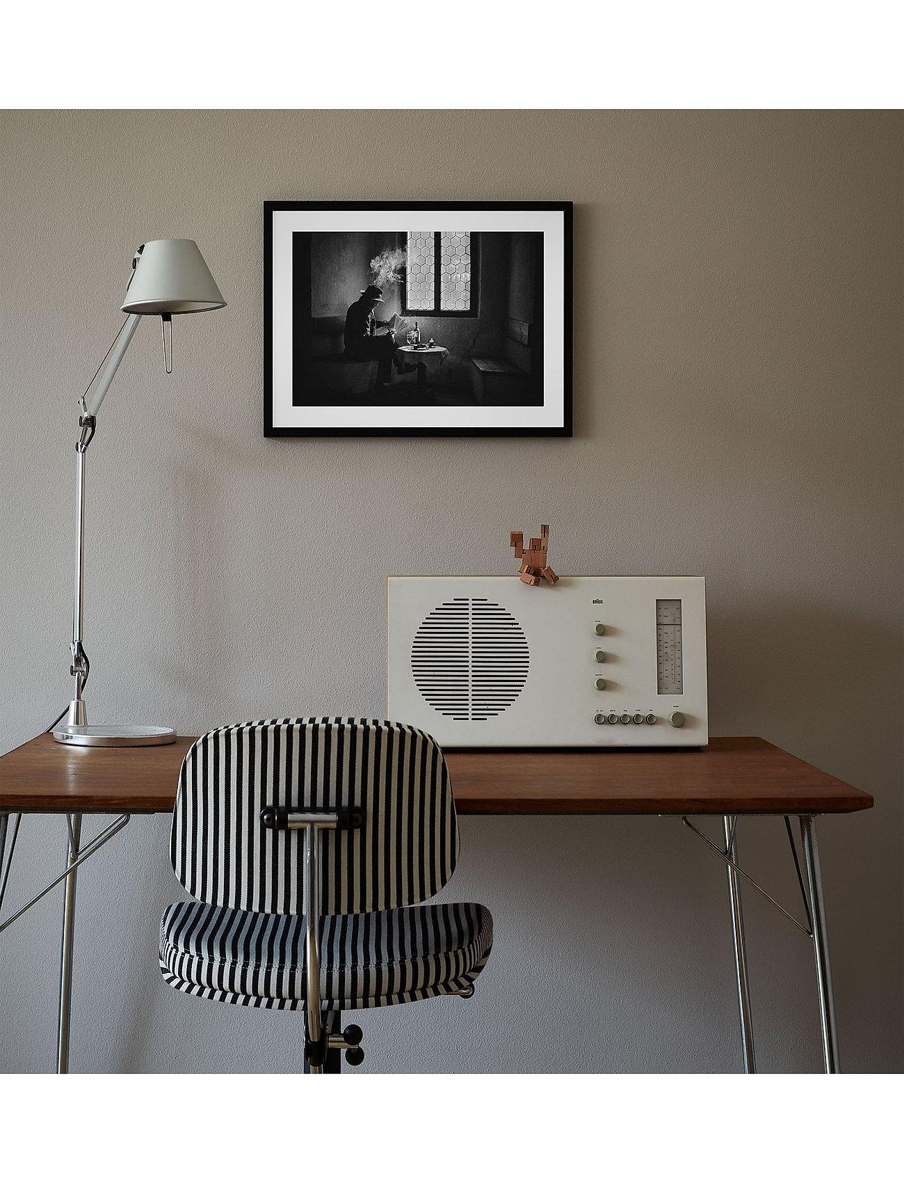 Democratic Gallery - Poster Monochrome Man - wystrój domu - black - 1