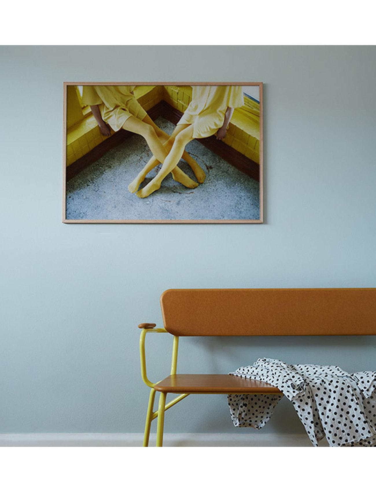 Democratic Gallery - Poster Sunshine Fashion - home decor - yellow - 1