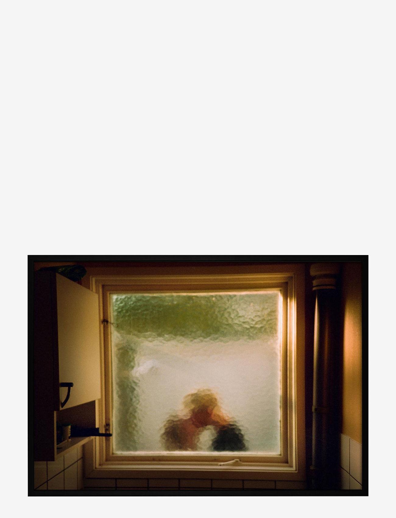Democratic Gallery - Poster Love Window - home decor - brown - 0