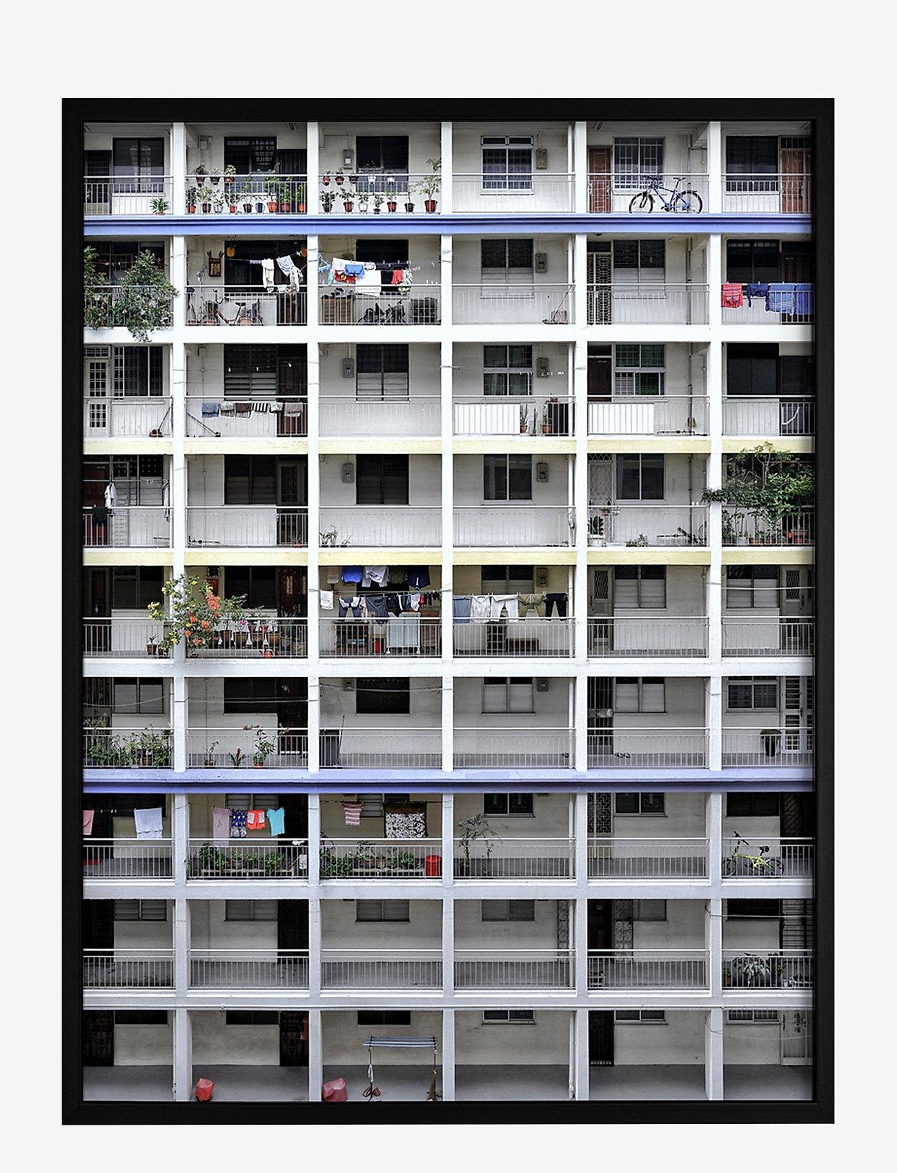 Democratic Gallery - Poster Light Architecture - wystrój domu - white - 0