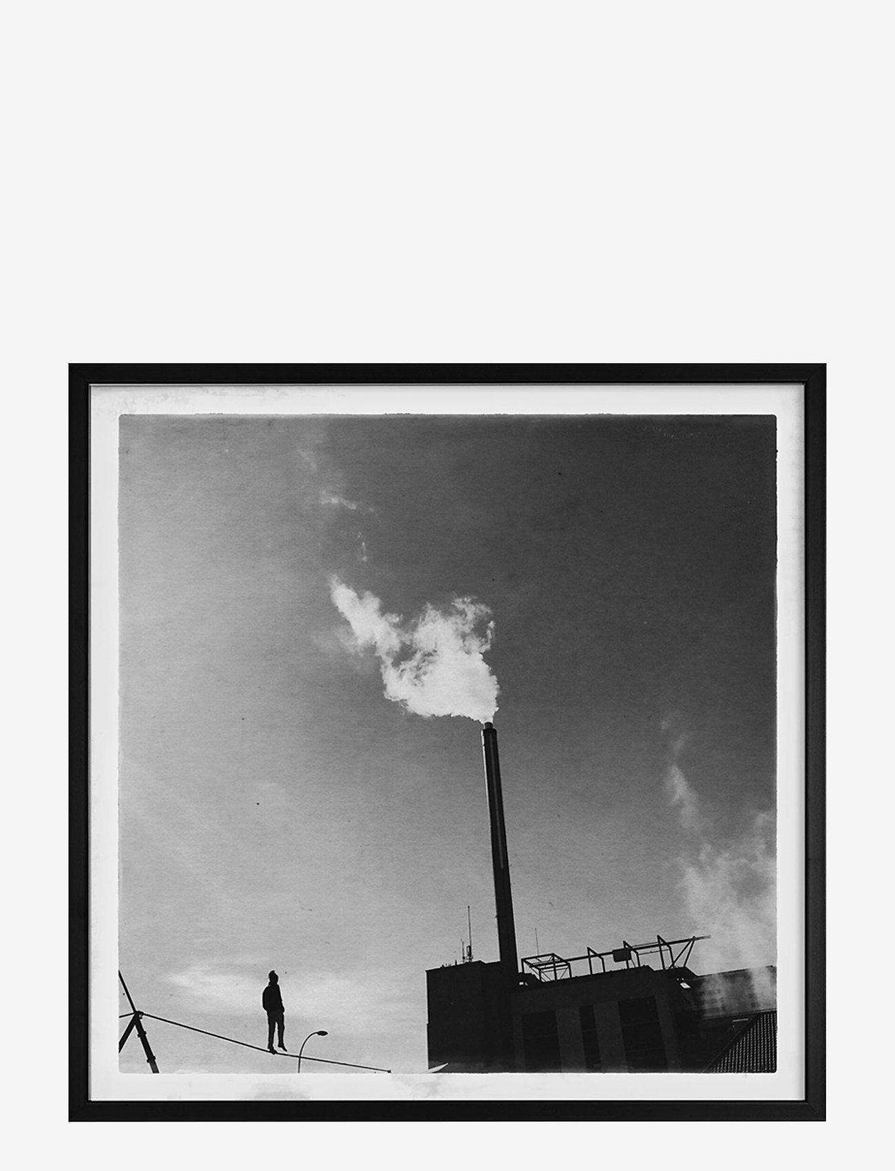 Democratic Gallery - Poster Balanced Industry - wystrój domu - black - 0
