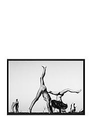 Poster Acrobatics - BLACK