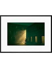 Poster Film Noir No. 2 - GREEN