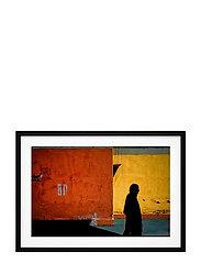 Poster Autumn Journey in Iran - ORANGE
