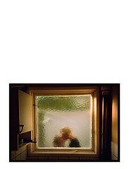 Poster Love Window - BROWN