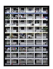 Poster Light Architecture - WHITE