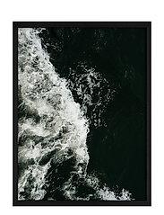 Poster Ocean by Night - BLACK
