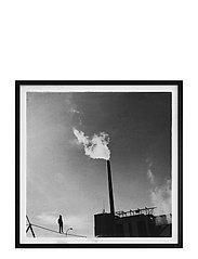 Poster Balanced Industry - BLACK