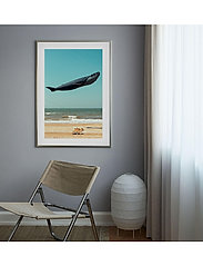 Democratic Gallery - Poster Balloon on the Beach - home decor - blue - 1