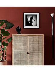 Democratic Gallery - Poster Silhouette Girl - wystrój domu - black - 1
