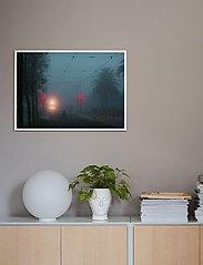 Democratic Gallery - Poster Train Tracks - wystrój domu - blue - 1