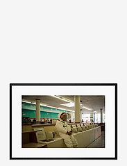 Democratic Gallery - Poster Astronaut No. 2 - home decor - brown - 0