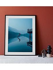 Democratic Gallery - Poster Night Swim - wystrój domu - blue - 1