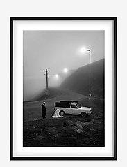Democratic Gallery - Poster Monochrome Wedding - home decor - black - 0