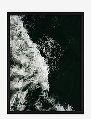 Democratic Gallery - Poster Ocean by Night - home decor - black - 0
