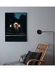 Democratic Gallery - PosterAt Dusk - home decor - orange - 1