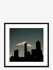 Democratic Gallery - Poster Skyline - home decor - green - 0