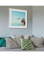 Democratic Gallery - Poster Cliff Dive - décor - blue - 1