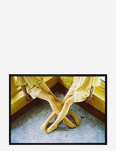 Poster Sunshine Fashion - affiches - yellow