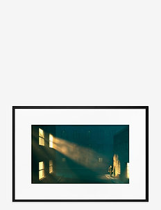 Poster Film Noir No. 3 - affiches - green