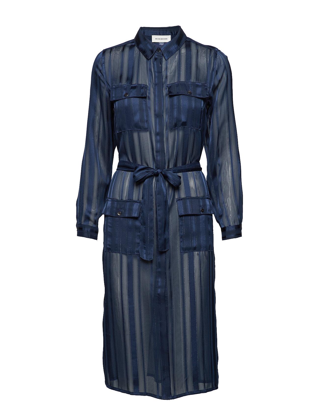 Denim Hunter DHTori Shirt Dress - PEACOAT