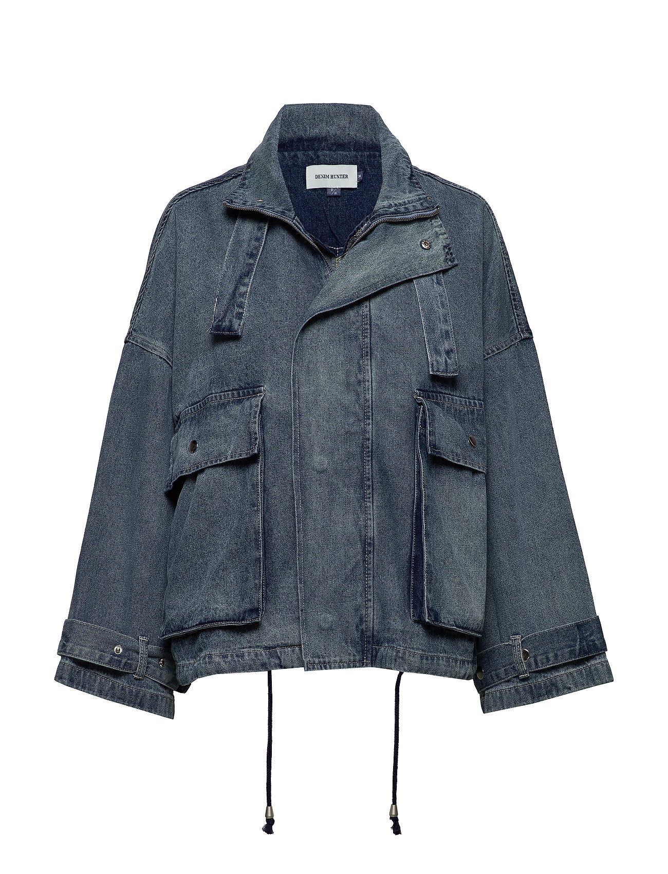 Denim Hunter DHToledo Denim Jacket - VINTAGE WASH