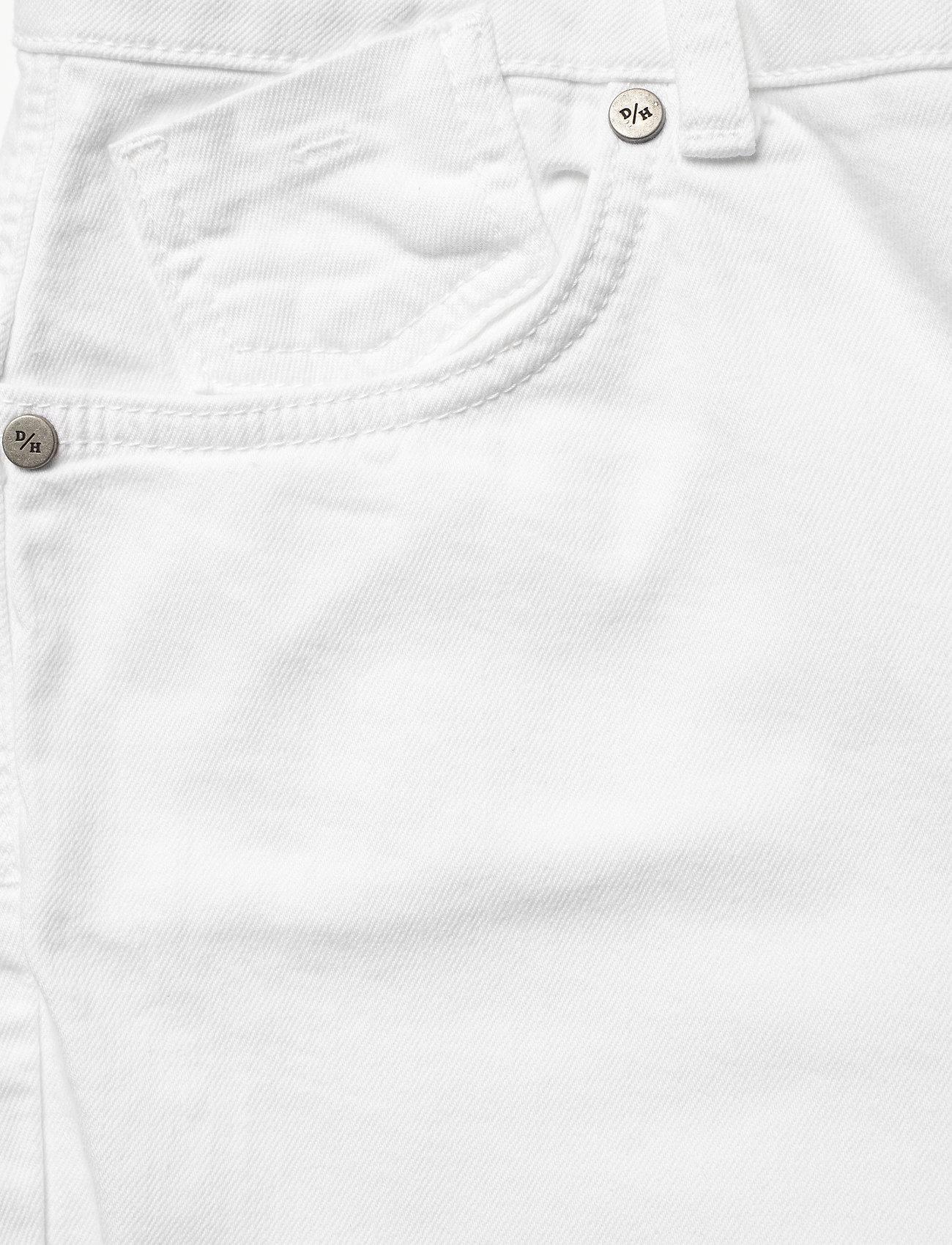 Denim Hunter - DHVilma Cropped Custom - straight regular - white wash - 3