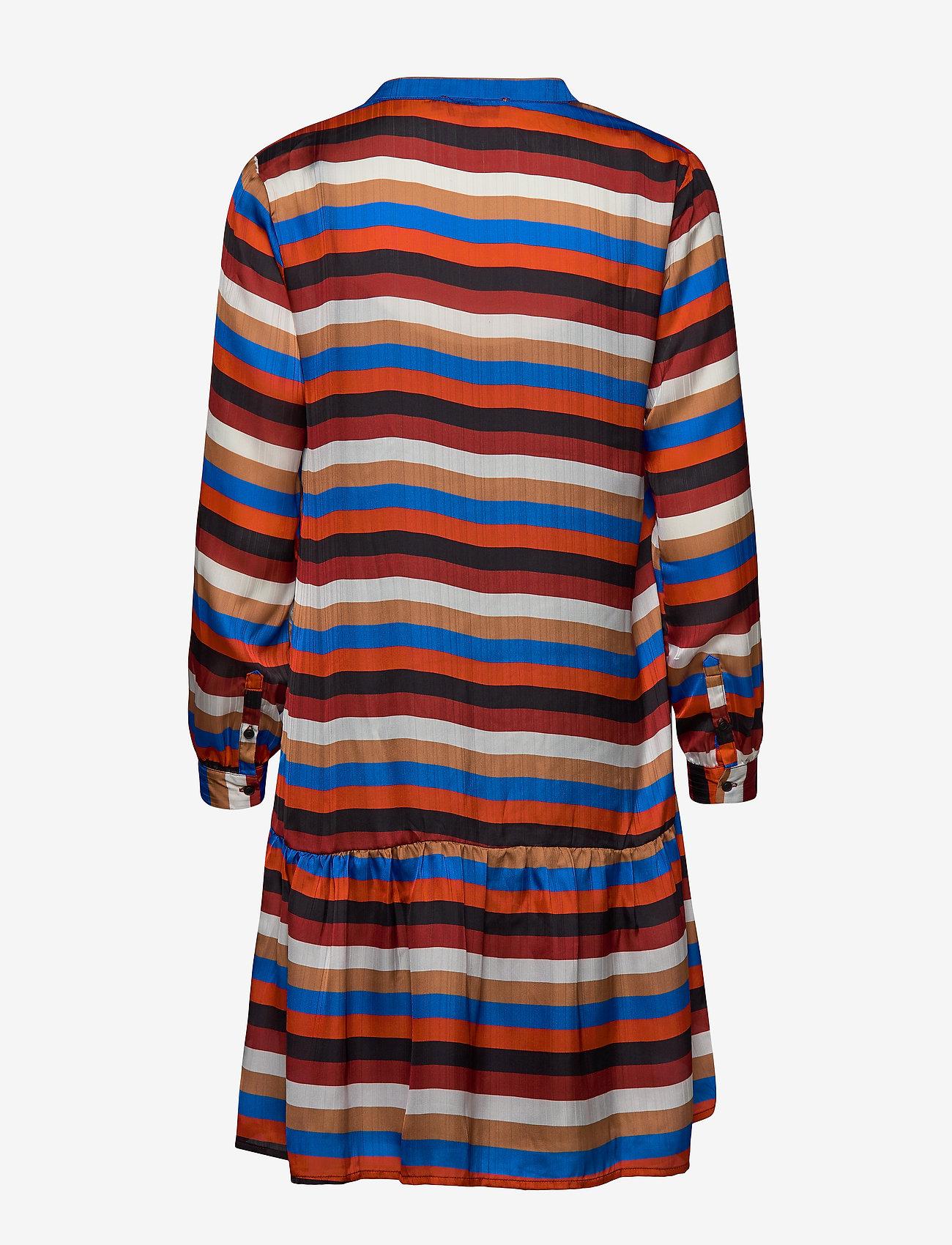Dhstry Dress (Multi Colour Stripes) (600 kr) - Denim Hunter