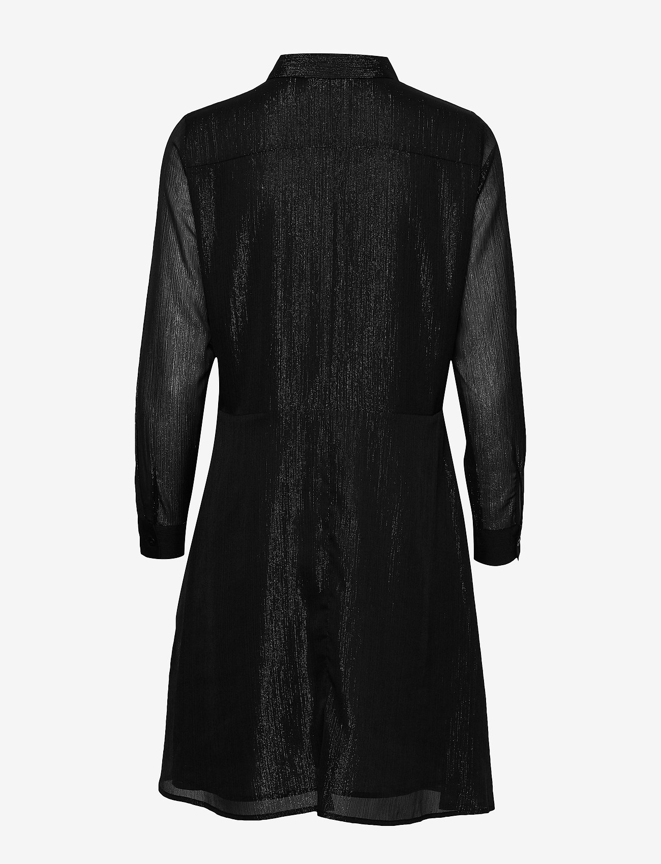 Denim Hunter - DHMollyMy Dress - shirt dresses - black