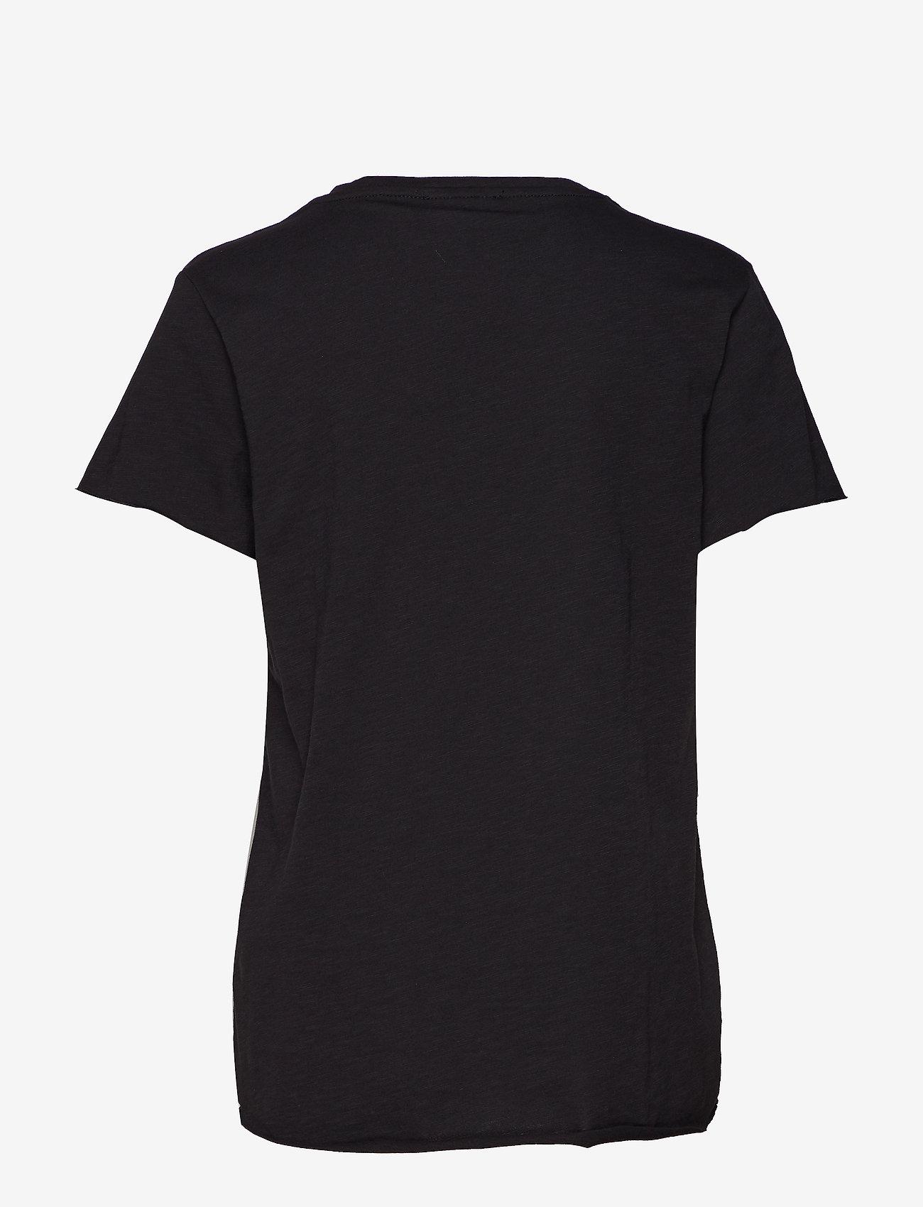 Denim Hunter 08 THE VTEE - T-shirty i zopy BLACK - Kobiety Odzież.