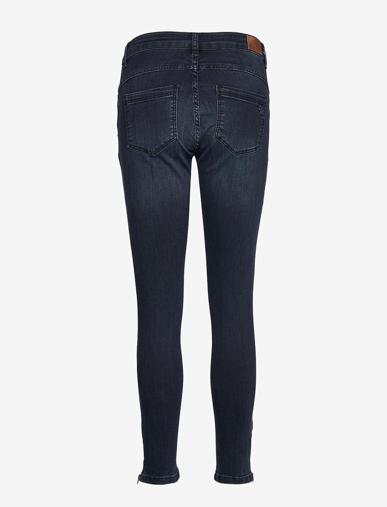 Denim Hunter - 31 THE CELINAZIP CUSTOM - slim jeans - dark blue wash - 1