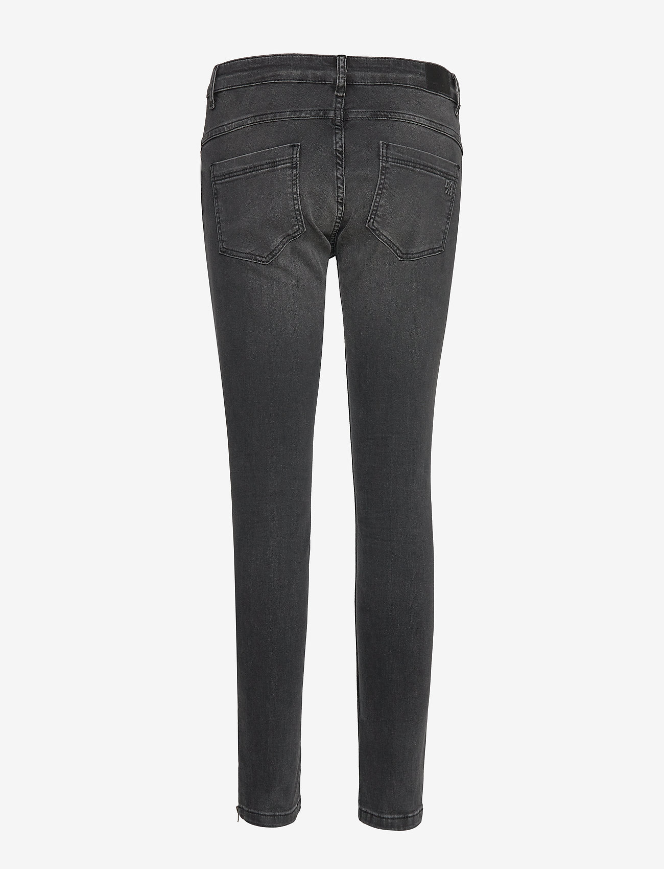 Denim Hunter - 31 THE CELINAZIP CUSTOM - slim jeans - medium grey wash - 1