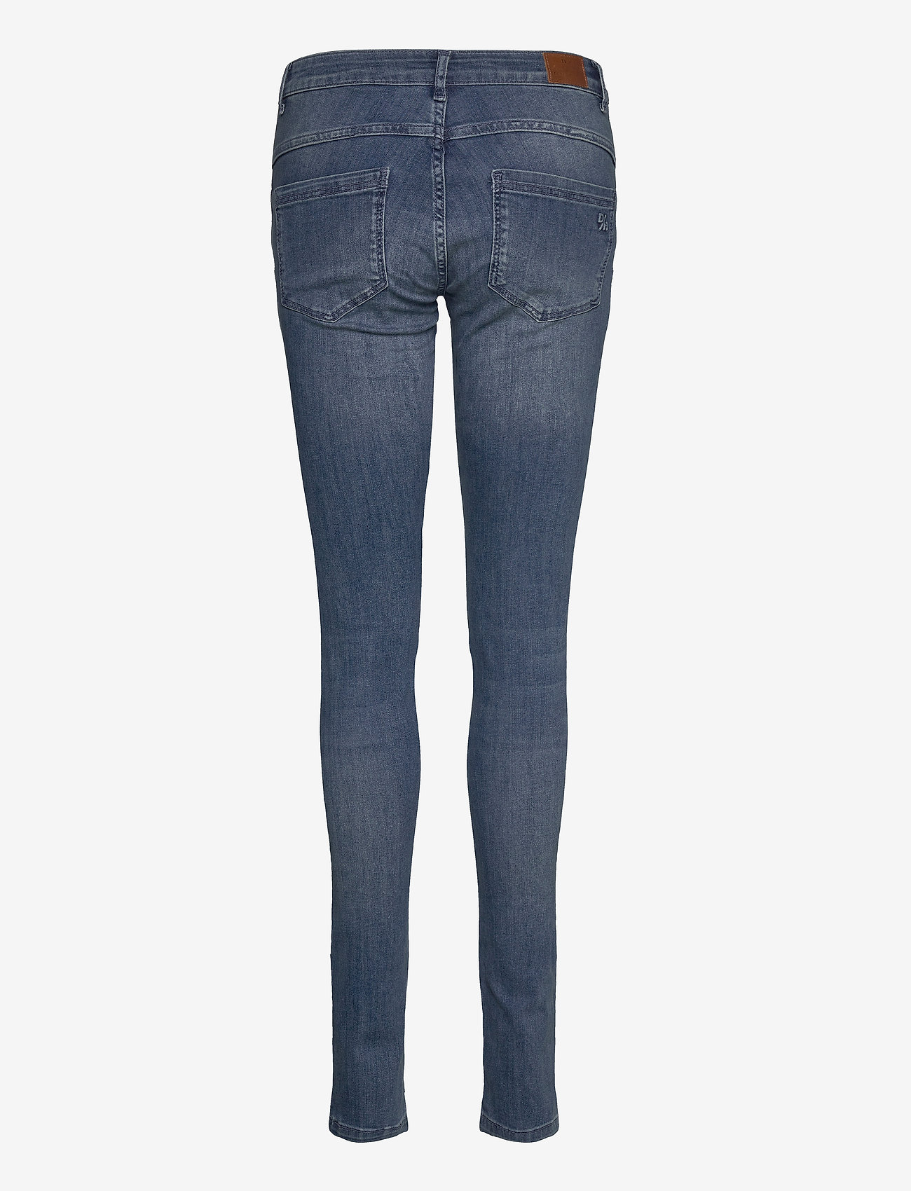 Denim Hunter - 32 THE CELINA LONG CUSTOM - slim jeans - medium blue vintage wash - 1