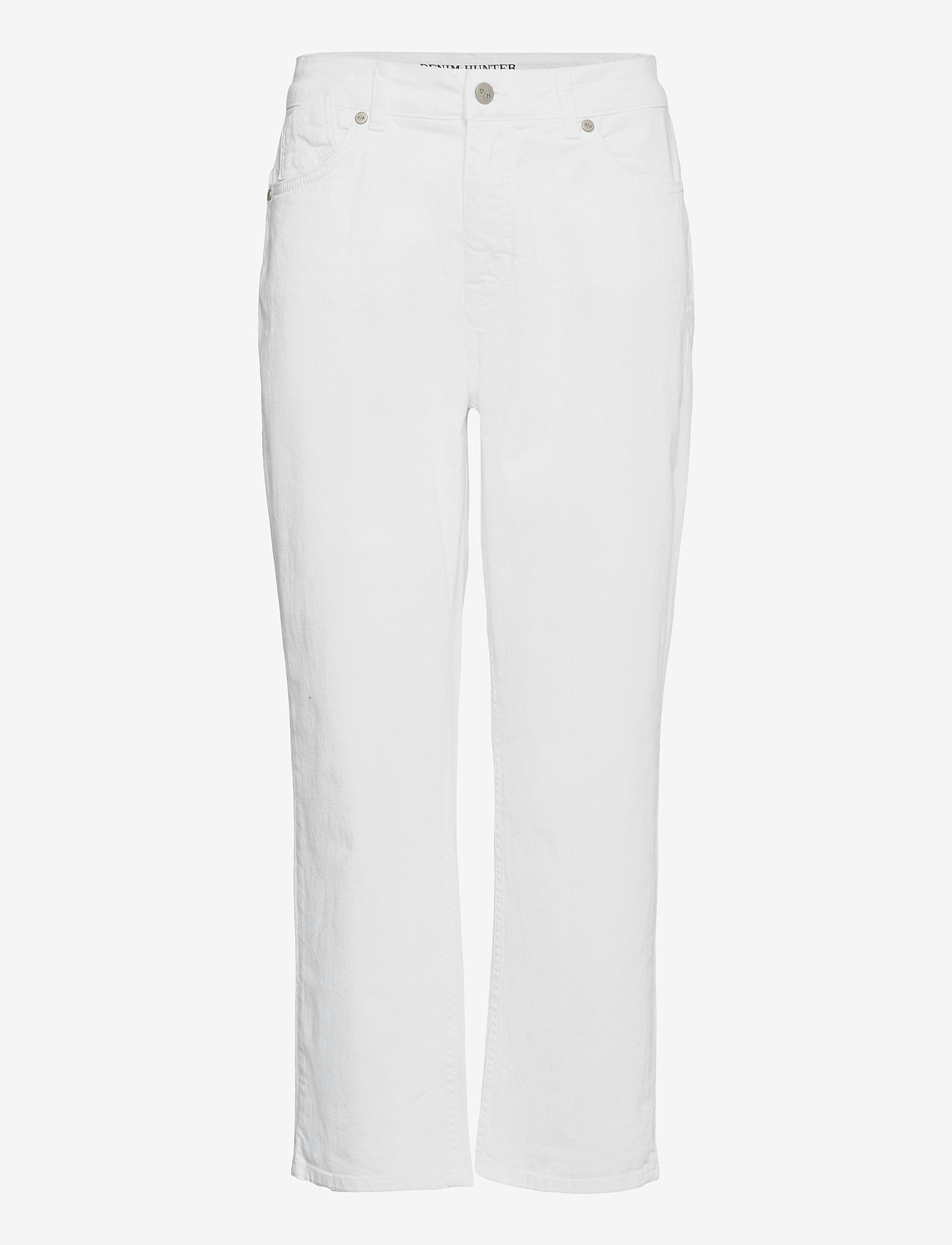 Denim Hunter - DHVilma Cropped Custom - straight regular - white wash - 0