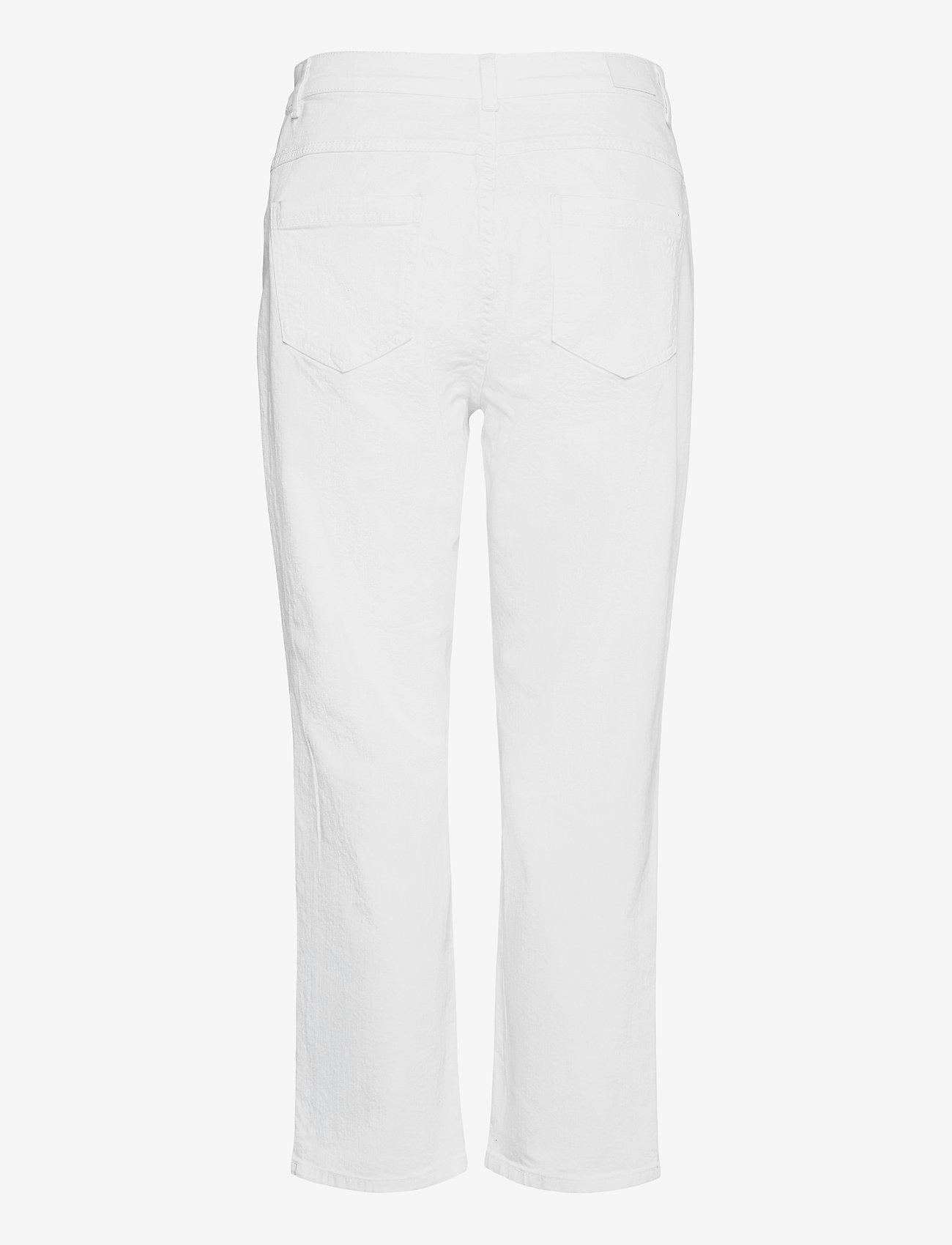 Denim Hunter - DHVilma Cropped Custom - straight regular - white wash - 1