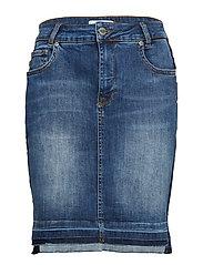 Lilo denim skirt - BLUE WASH