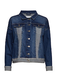 Almo Denim Jacket - BLUE WASH