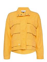 DHRafaela Short Jacket - DAFODIL