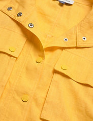 Denim Hunter - DHRafaela Short Jacket - lichte jassen - dafodil - 3
