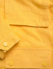 Denim Hunter - DHRafaela Short Jacket - lichte jassen - dafodil - 4